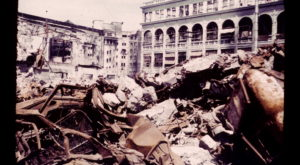 Destruction in Manila (1945)