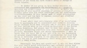 Letter from Dr. Kurt Marx to Herbert June 13th, 1941